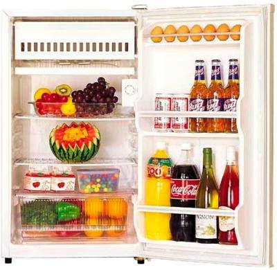 Холодильник с морозильником Daewoo FR-132A - общий вид