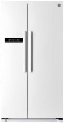 Холодильник с морозильником Daewoo FRS-U20BGW - общий вид