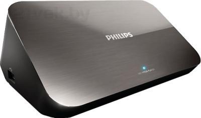 Медиаплеер Philips HMP7100/12 - вид в проекции