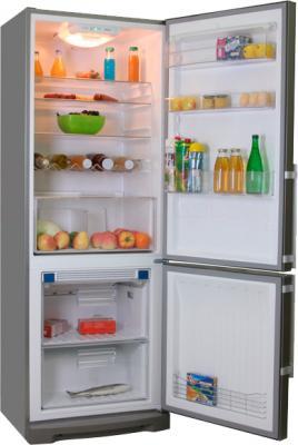 Холодильник с морозильником Electrolux ENF4450AOX - в открытом виде
