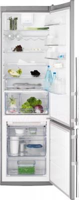 Холодильник с морозильником Electrolux EN53853AX - в открытом виде