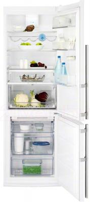 Холодильник с морозильником Electrolux EN53453AW - в открытом виде