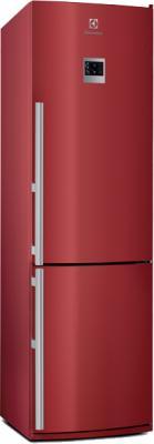 Холодильник с морозильником Electrolux EN3487AOH - общий вид