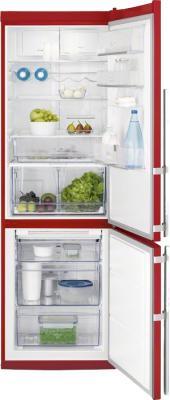 Холодильник с морозильником Electrolux EN3487AOH - в открытом виде