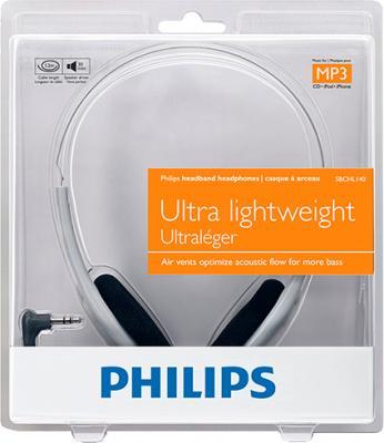 Наушники Philips SBCHL140/10 - упаковка