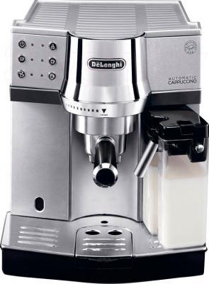 Кофеварка эспрессо DeLonghi EC 850.M - вид спереди