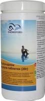 Таблетки для воды бассейна Аква технолоджи Кемохлор Всё-в-одном (0508001C) -