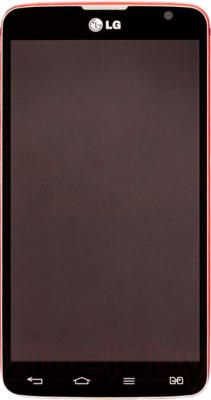 Смартфон LG Optimus G Pro Lite Dual (D686) (Black-Red) - общий вид