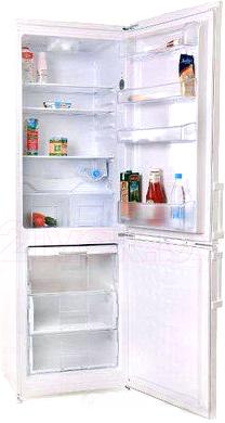 Холодильник с морозильником Hansa FK323.3 - в открытом виде