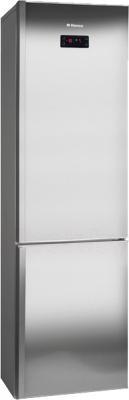 Холодильник с морозильником Hansa FK327.6DFZX - общий вид