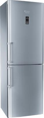Холодильник с морозильником Hotpoint HBD 1182.3 M NF H - общий вид