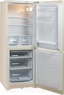 Холодильник с морозильником Hotpoint HBM 1161.2 CR