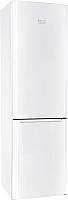 Холодильник с морозильником Hotpoint HBM 1201.4 -
