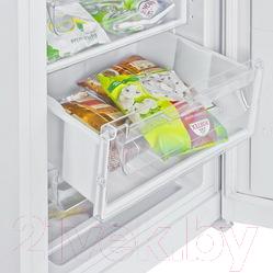 Холодильник с морозильником Hotpoint HBM 1201.4