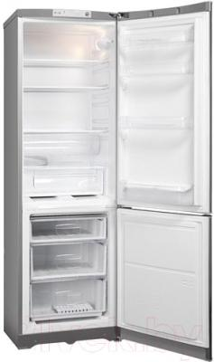 Холодильник с морозильником Indesit BIA 181 X
