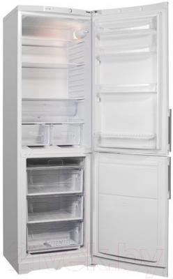Холодильник с морозильником Indesit BIAA 20 H