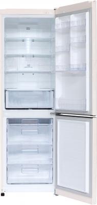 Холодильник с морозильником LG GA-B379SECA - в открытом виде