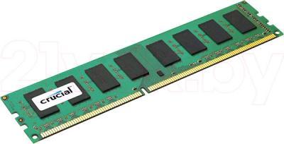 Оперативная память DDR3 Crucial CT51264BA160BJ - общий вид