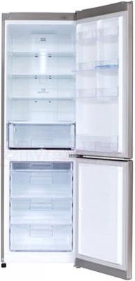 Холодильник с морозильником LG GA-B409SAQA - в открытом виде
