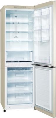 Холодильник с морозильником LG GA-B409SECA - в открытом виде