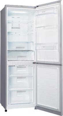 Холодильник с морозильником LG GA-B439TLDF - в открытом виде