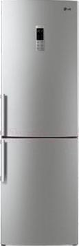 Холодильник с морозильником LG GA-B439YAQA - общий вид