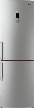 Холодильник с морозильником LG GA-B439ZAQA - общий вид