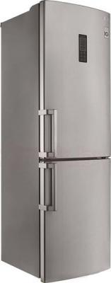 Холодильник с морозильником LG GA-B439ZAQZ - общий вид