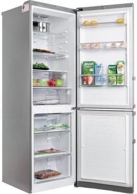 Холодильник с морозильником LG GA-B439ZEQZ - в открытом виде
