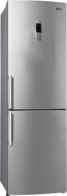 Холодильник с морозильником LG GA-B439ZLQZ - общий вид