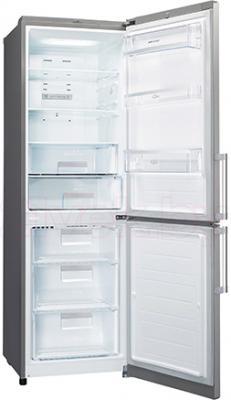 Холодильник с морозильником LG GA-B439ZLQZ - в открытом виде