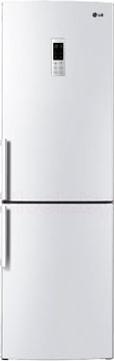 Холодильник с морозильником LG GA-B439ZVQA - общий вид