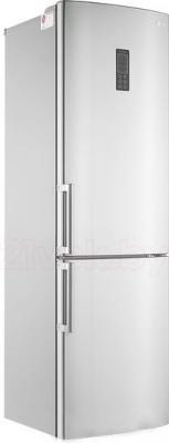 Холодильник с морозильником LG GA-B489YAQZ - общий вид