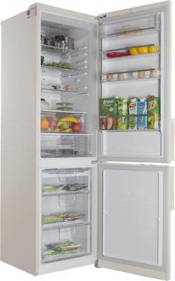 Холодильник с морозильником LG GA-B489YEQZ - в открытом виде