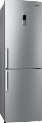 Холодильник с морозильником LG GA-B489YMQA - общий вид