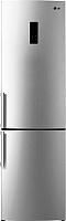 Холодильник с морозильником LG GA-B489YMQZ -