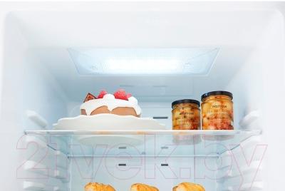 Холодильник с морозильником LG GA-B489YMQZ