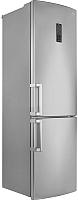 Холодильник с морозильником LG GA-B489ZVCK -