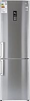 Холодильник с морозильником LG GA-B489ZVVM -