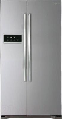 Холодильник с морозильником LG GC-B207GAQV - общий вид