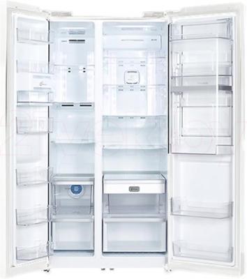 Холодильник с морозильником LG GR-M257SGKW - в открытом виде