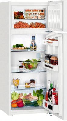 Холодильник с морозильником Liebherr CTP 2521 - в открытом виде