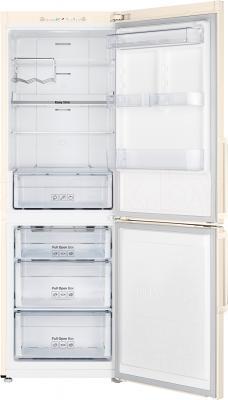 Холодильник с морозильником Samsung RB28FSJNDEF/RS - внутренний вид