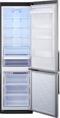 Холодильник с морозильником Samsung RL48RRCIH1/RS - внутренний вид