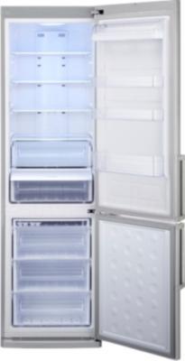 Холодильник с морозильником Samsung RL48RRCMG/RS - внутренний вид