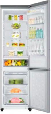 Холодильник с морозильником Samsung RL50RFBMG1/RS - внутренний вид