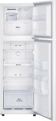 Холодильник с морозильником Samsung RT25HAR4DWW/RS - в открытом виде