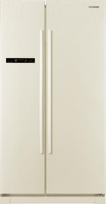 Холодильник с морозильником Samsung RSA1SHVB1/RS - общий вид