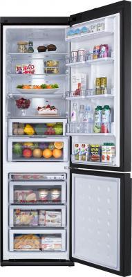 Холодильник с морозильником Samsung RL57TTE2C/RS - в открытом виде