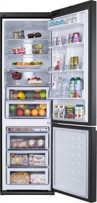 Холодильник с морозильником Samsung RL57TTE2A/RS - в открытом виде